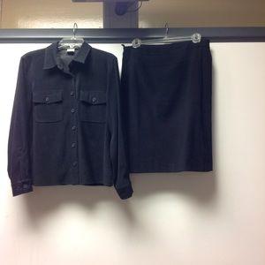 Harve Benard suit size 12P